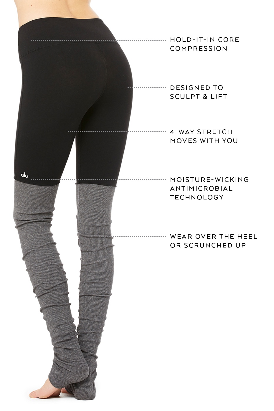 Active Leggings Women Alo Yoga Womens Goddess Legging